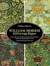William Morris Giftwrap Paper:  Madrigali Guerrieri Et Amorosi