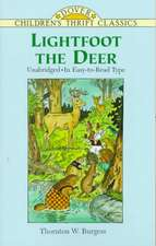 Lightfoot the Deer:  Full-Color Sturdy Book