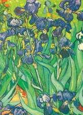 Van Gogh Notebook:  16 Art Stickers