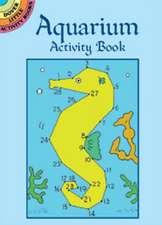 Aquarium Activity Book