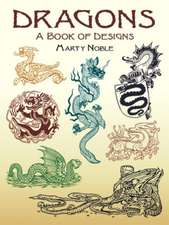 Dragons:  A Book of Designs