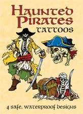 Haunted Pirates Tattoos