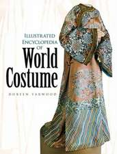 Illustrated Encyclopedia of World Costume:  A Study in the Origins of Western Speculation