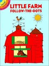 Little Farm Follow-The-Dots