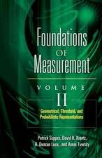 Geometrical, Threshold, and Probabilistic Representations