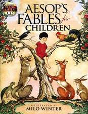 Aesop's Fables for Children [With CD]:  A Historical Survey with 198 Plates