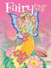 Fairy Paper Doll:  How to Draw with Simple Shapes