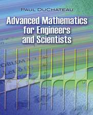 Advanced Mathematics for Engineers and Scientists:  116 Color Illustrations