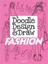 Doodle Design & Draw Fashion