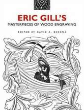 Eric Gill's Masterpieces of Wood Engraving:  120 Images from the Classic Tales of Lewis Carroll