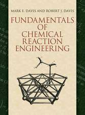 Fundamentals of Chemical Reaction Engineering:  The Recollections of a Concert Pianist