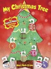 My Christmas Tree:  An Easy-To-Make Tabletop Model