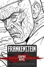 Frankenstein (Dover Graphic Novel Classics)