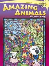Spark Amazing Animals Coloring Book