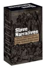 Slave Narratives Boxed Set:  A Doodle Journal for Everything Awful