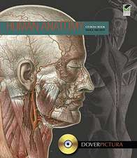 Human Anatomy [With CDROM]:  300 Royalty-Free Vector Designs [With CDROM]