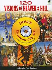 120 Visions of Heaven & Hell [With CDROM]