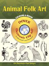 Animal Folk Art