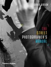 The Street Photographer's Manual:  Product Design
