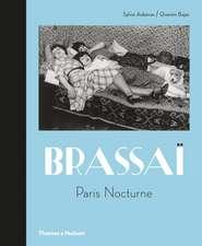 Brassai Paris Nocturne