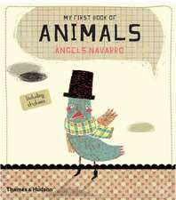 Navarro, A: My First Book of: Animals