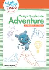 Messy's Doodle and Do Adventure