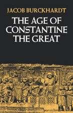 Burckhardt: Age Of Constantine