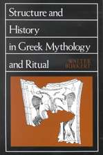 Burkert: Structure & History In Greek Mythology & Ritual (paper)