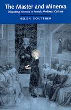 Master & Minerva – Disputing Women in French Medieval Culture (Paper)