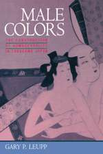 Male Colors – The Construction of Homosexuality in Tokugawa Japan (Paper)