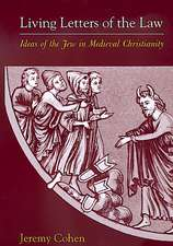 Living Letters of the Law – Ideas of the Jew in Medieval Christianity (Paper)