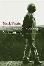 Mark Twain′s Mysterious Stranger Manuscripts