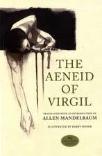 The Aeneid of Virgil 35th Anniversary Edition
