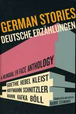 German Stories/Deutsche Erzahlungen – A Bilingual En Face Anthology