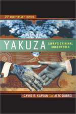 Yakuza – Japan′s Criminal Underworld