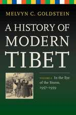 A History of Modern Tibet, Volume 4 – In the Eye of the Storm, 1957–1959