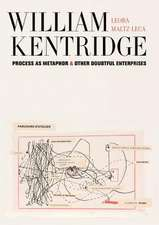 William Kentridge – Process as Metaphor and Other Doubtful Enterprises