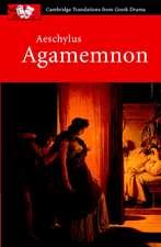 Aeschylus: Agamemnon