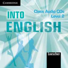 Into English Level 2 Class Audio CDs (2) Italian Edition
