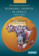 The Political Economy of Economic Growth in Africa, 1960–2000: Volume 1