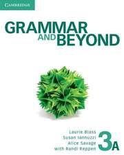 Grammar and Beyond Level 3 Student's Book A