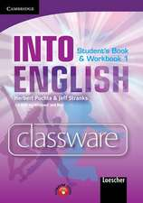 Into English Level 1 Classware CD-ROM Italian Edition