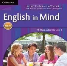 English in Mind Level 3 Class Audio CDs (2) Middle Eastern Edition