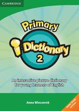 Primary i-Dictionary Level 2 DVD-ROM (Home user)