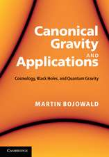 Canonical Gravity and Applications: Cosmology, Black Holes, and Quantum Gravity
