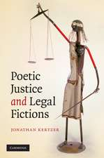 Poetic Justice and Legal Fictions:  A New Paradigm for Strategy in Society