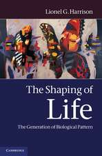 The Shaping of Life: The Generation of Biological Pattern