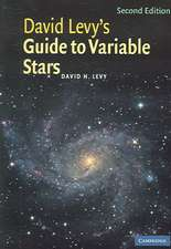 David Levy's Guide to Variable Stars
