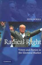 Radical Right: Voters and Parties in the Electoral Market
