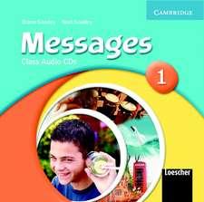 Messages 1 Class CDs Italian Version